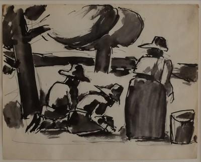 Josef Herman art for sale london