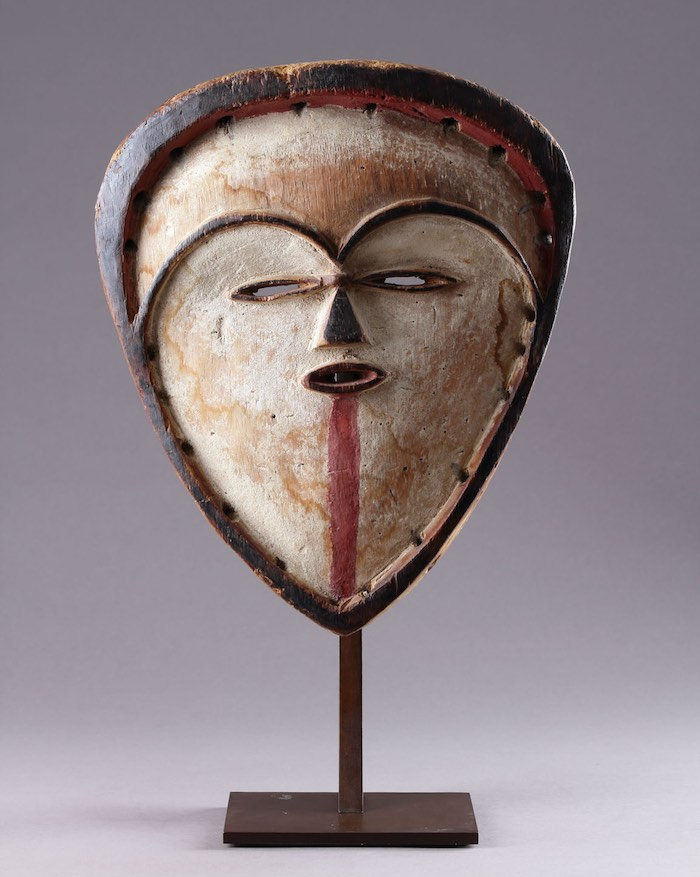 African Tribal Vuvi mask for sale